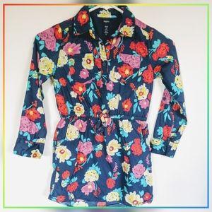 🐈Gap kids floral dress